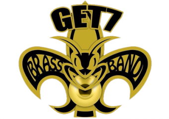 Logo Get7 Brass Band
